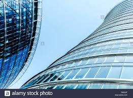 Design Concept For Commercial Building Business City Lifestyle And Futuristic Design Concept
