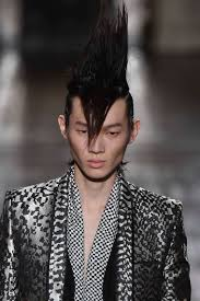Japanese Hairstyle Male Classic Hairstyle For Japanese Man