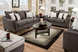dark grey living room sets