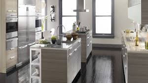 great enjoyable kitchen ultramodern design with island also white kitchen flooring with grey cabinets