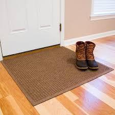 4 x4 waterhog fashion entrance indoor outdoor heavy duty square floor mat