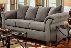 affordable furniture sensations red brick sofa. Affordable Furniture Sensations Grey Sofa 6700-INV Red Brick C