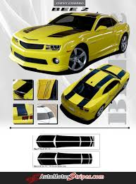 chevy camaro 2015 transformers.  Transformers Vehicle Specific Style Chevy Camaro Bumble Bee 2 Transformers Movie Rally  Racing Stripes Kit Year Fitment 20102013 Fits All Models Or 20142015 V6  Throughout 2015
