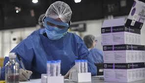 Argentina registra un nuevo récord de vacunación contra la COVID-19
