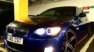 BLU intro - BMW 325i e92 2006 - 07 3 series coupe mods - YouTube