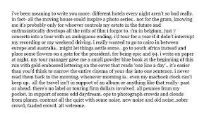 new open letter from frank ocean