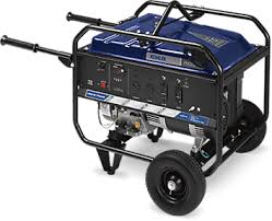 portable generators. A 20 KW KOHLER Generator Portable Generators