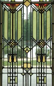 repair of historic stained and leaded glass