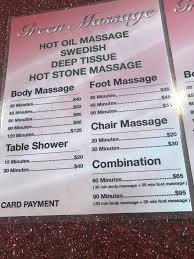 Clarksville tn asian massage