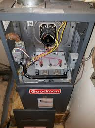 goodman furnace flame sensor. residential heating call in philadelphia. repair goodman furnace. heater is not working. furnace flame sensor