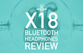 <b>Lenovo X18 Wireless</b> Bluetooth Headphones Review - Bargains Store