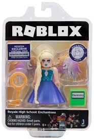 How To Make Clothing For Roblox Roblox Gold Collection Royale High School Enchantress Single Figure Pack With Exclusive Virtual Item Code Original Version