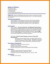 Pretty Sales Manager Profile Resume Contemporary Entry Level