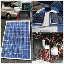 rv solar part iv panel tilting & winter solar optimization rv Rv Solar System Wiring Diagram diy solar panel install for 2015 montana 3611rl fifth wheel wiring diagram for rv solar system