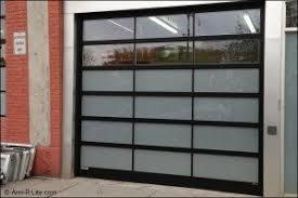 overhead garage doorFrosted Glass for Overhead Garage Doors  ArmRLite