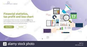 Financial Statistics Tax Profit And Loss Chart