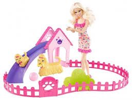 Barbie Fetch N Fun playset is really the best gift for your little girl on Best Christmas toys 4-5 years old, boys or girls