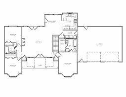 Floor Plan On Split Bedroom Plans Interior Decorating Cool Ranch Home