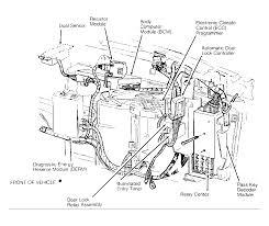 1998 cadillac north star engine diagram wiring diagram and fuse box