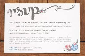 Rsvp Template Online Wedding Invitation Online Rsvp Invitation Templates Free