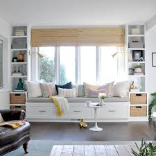 window seat and built ins reveal befores middles and afters house updated