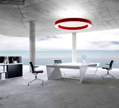 red black home office. Divine Home Office Look With Table For Imac : Modern Decorating Ideas Using Black Leather Swivel Red P