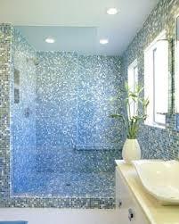 Bathroom Tile Designs Glass Mosaic Destroybmx Com