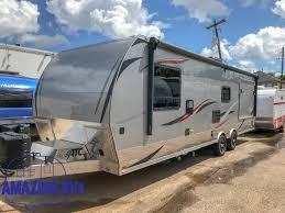 2019 atc trailers aluminum toy hauler 8 5 x 28 bedroom houston tx