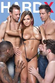 Porn Valley Media Hard X Announces Keisha Grey s First Gangbang DP