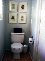Vibrant Ideas  Small Half Bathroom Design Home Design Ideas - Half bathroom remodel ideas