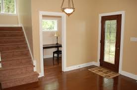office foyer designs. Home Office Off Foyer In Staged House Designs