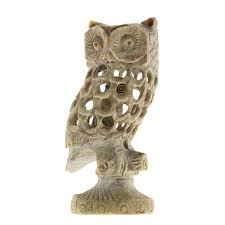 Small Picture Buy Owl Gifts Stoneware jaalis Home decor Soap Stone India Online