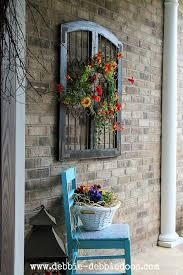 Exterior House Decor For Wall Best 25 Outdoor Wall Art Ideas On Pinterest Patio  Wall Decor