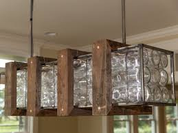 Lighting Homemade Light Fixtures Fascinating Marvelous Creative