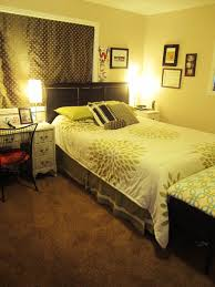 How to arrange furniture in a small bedroom