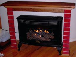 ventless gas fireplace safety issues logs home depot