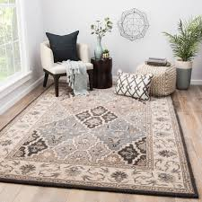 home and furniture gorgeous grey and tan area rug on handmade wool gray rugs grey
