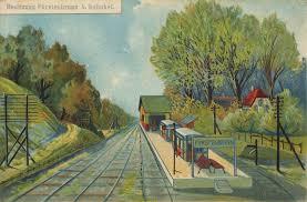 Siemensstadt-Fürstenbrunn station