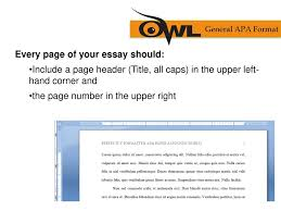Apa Format In Text Citation Ppt Download