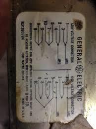 need help wiring old ge single phase dual voltage motor tapatalk 1488930014984 jpeg image jpeg