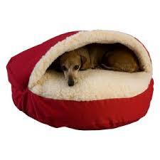 Nesting Dog Beds on Hayneedle Burrowing Dog Beds