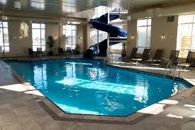 indoor pool house with slide. Best Western Plus Bridgewater Hotel \u0026 Convention Centre: Salt Water Pool And 80 Ft Indoor House With Slide D