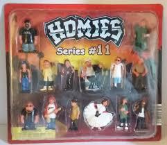 Homies Vending Machine Mesmerizing HOMIES BARRIO Superstars 48 Piece Collectible Figurine Set Original