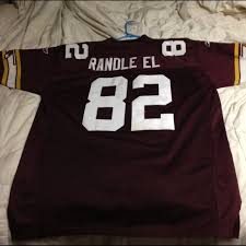 Washington Jersey Randle El Authentic Redskins