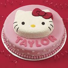 Hello Kitty Birthday Cake Wilton