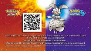 Get Magearna in Pokémon Sun and Moon with this QR Code - Vooks