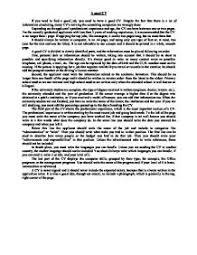 How To Write A Good Cv How To Write A Good Cv Gcse Miscellaneous Marked By