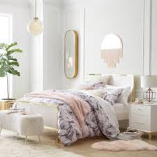 Bedroom ideas for girls Cute Benefit Cosmetics Vanity Painted Roses Flynn Bedroom Pbteen Girls Bedroom Ideas Pbteen