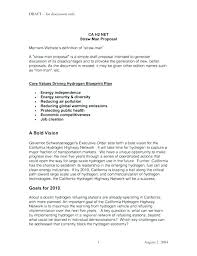 Position Proposal Template Consulting Proposal Sample Unique