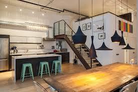 Industriële Loft Met Eclectisch Interieur Binnenkijken